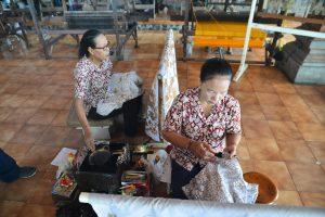 Balinese Batik making