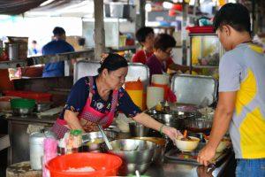 Kuala Lumpur market